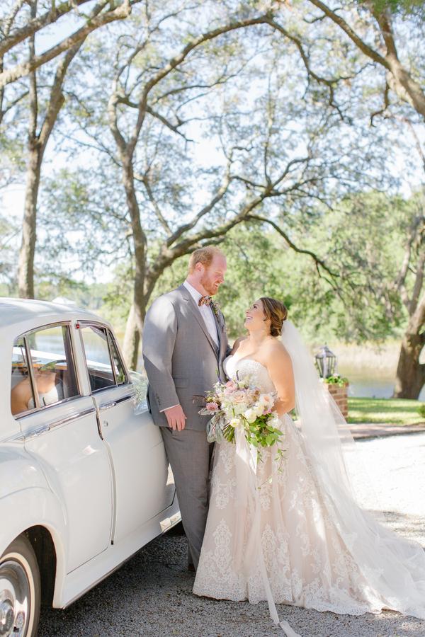 Wedding portraits at Oak Point Plantation  //  A Lowcountry Wedding Magazine & Blog
