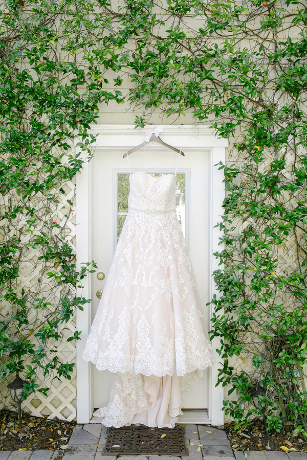 Wedding gown from Bridals by Jodi  //  A Lowcountry Wedding Magazine & Blog