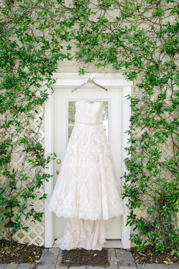 Wedding gown from Bridals by Jodi  //  A Lowcountry Wedding Magazine & Blog