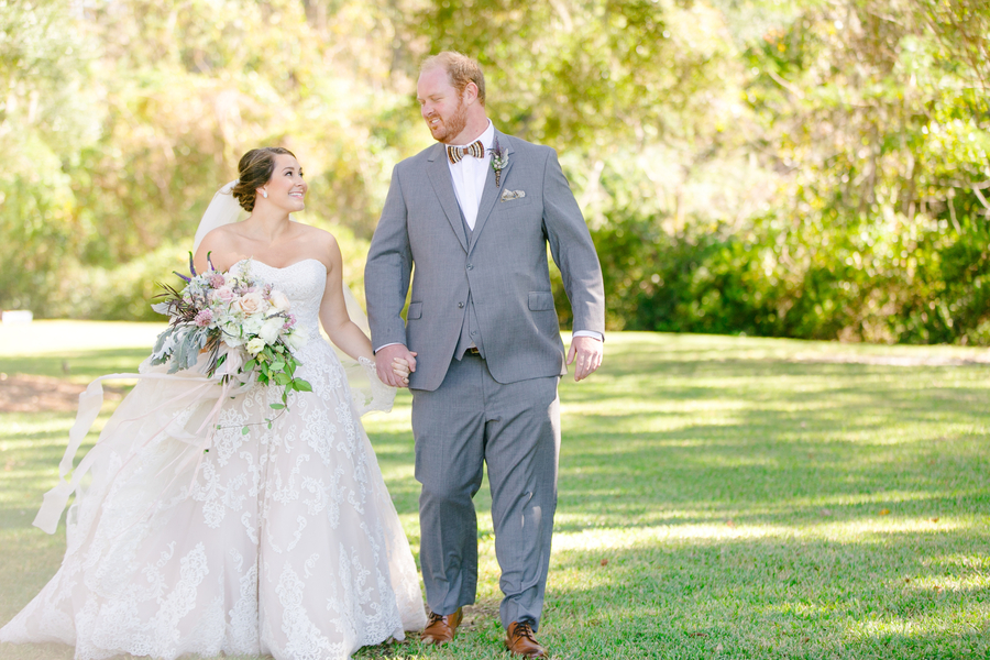 Lauren Hollington & Peter Menk's Oak Point Plantation wedding  //  Charleston, SC wedding photos by Riverland Studios  //  A Lowcountry Wedding Magazine & Blog