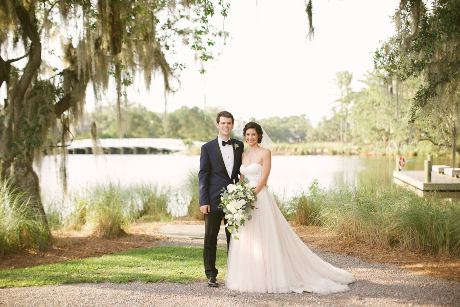Kali Falvo & Katon Dawson's Oldfield River Club wedding  //  Hilton Head wedding photos by Christi Clark Photography  //  A Lowcountry Wedding Magazine & Blog