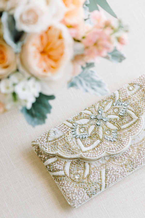 Bridal accessories for Kiawah Island wedding  //  photographed by Aaron and Jillian Photography