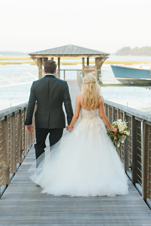 Paige Hardison & Chris O'Rourke's wedding portraits at Montage Palmetto Bluff in Bluffton, SC  //  Hilton Head Island wedding photos by Donna Von Bruening  //  A Lowcountry Wedding Magazine & Blog