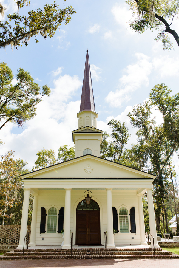 May River Chapel at Montage Palmetto Bluff in Bluffton, South Carolina  //  Hilton Head Island wedding photos by Donna Von Bruening  //  A Lowcountry Wedding Magazine & Blog