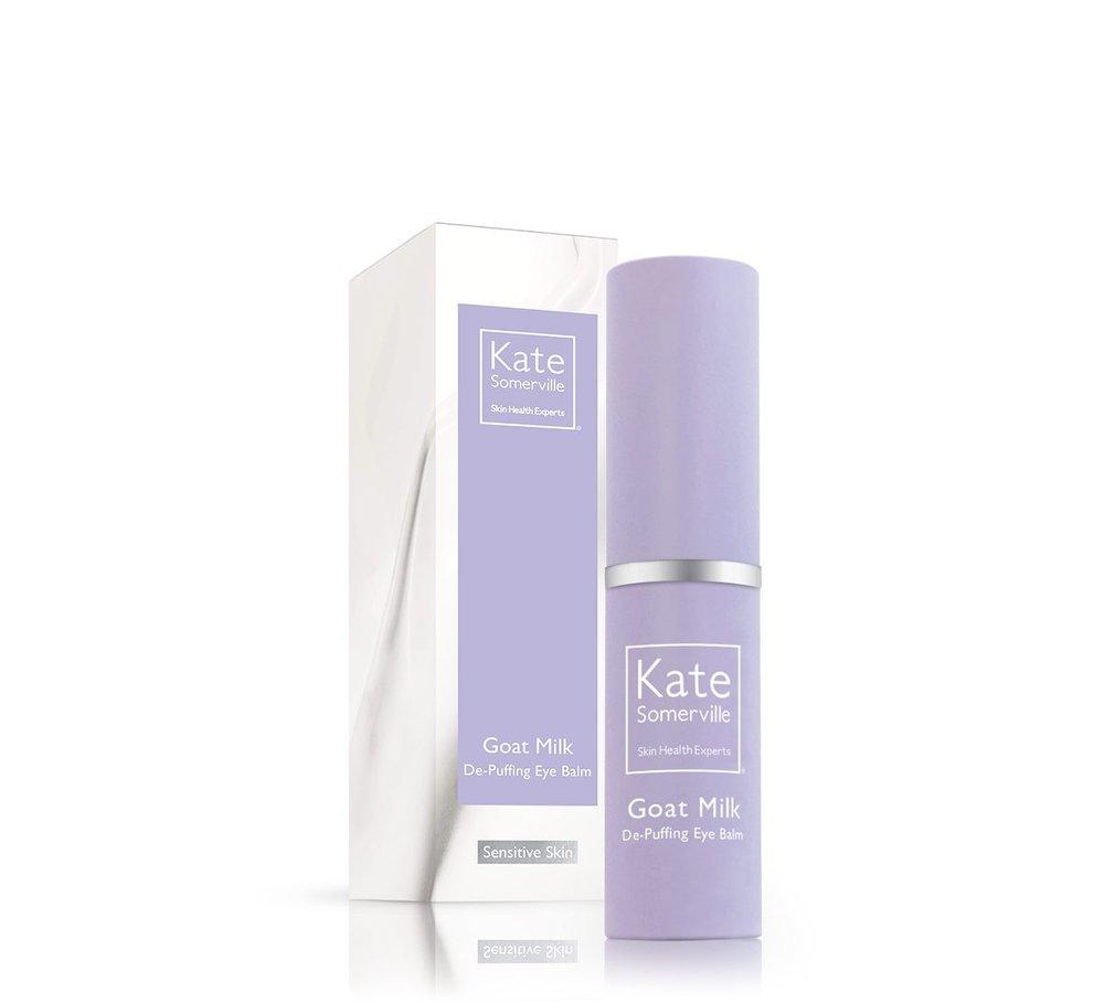 Wedding Beauty Products - Kate Somerville Goat Milk De-Puffing Eye Balm