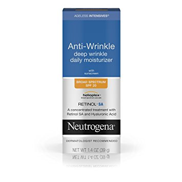 Wedding beauty products - Anti-wrinkle deep wrinkle daily moisturizer