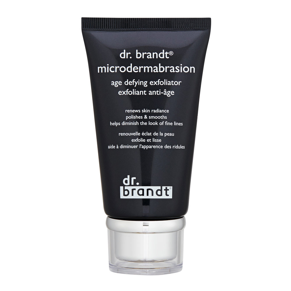 Wedding beauty products - Microdermabrasion Age Defying Exfoliator by Dr. Brandt Skincare