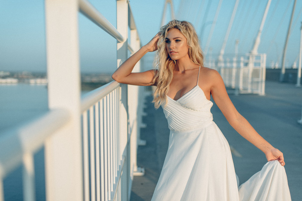 Wild Ivory Beauty Hair & Makeup  //  Charleston wedding vendors  //  A Lowcountry Wedding Magazine