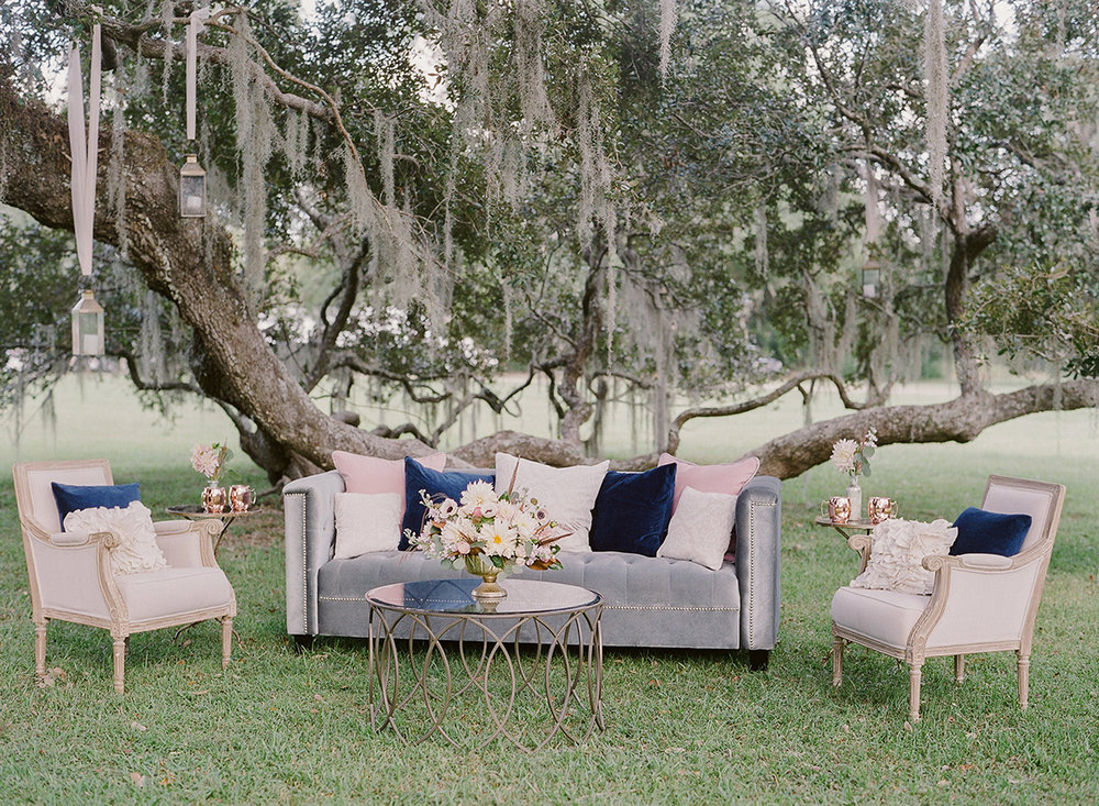 EventWorks Rentals  //  Charleston wedding rentals  // A Lowcountry Wedding Magazine & Blog