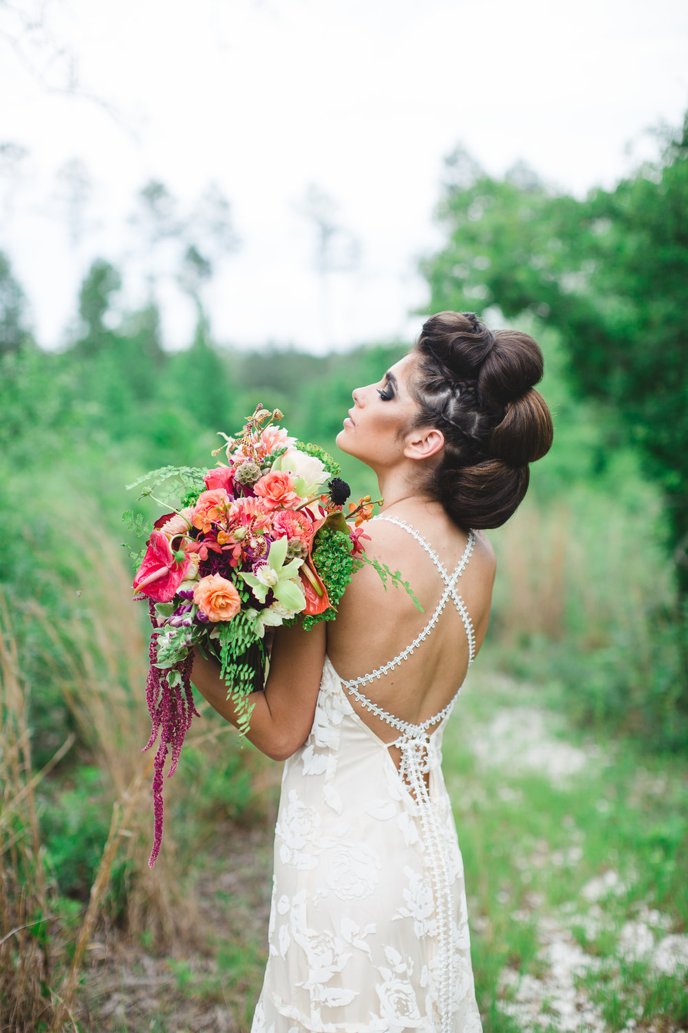 Glamping Shoot  //  Savannah wedding photos by Izzy Hudgins Photography  //  A Lowcountry Wedding Magazine