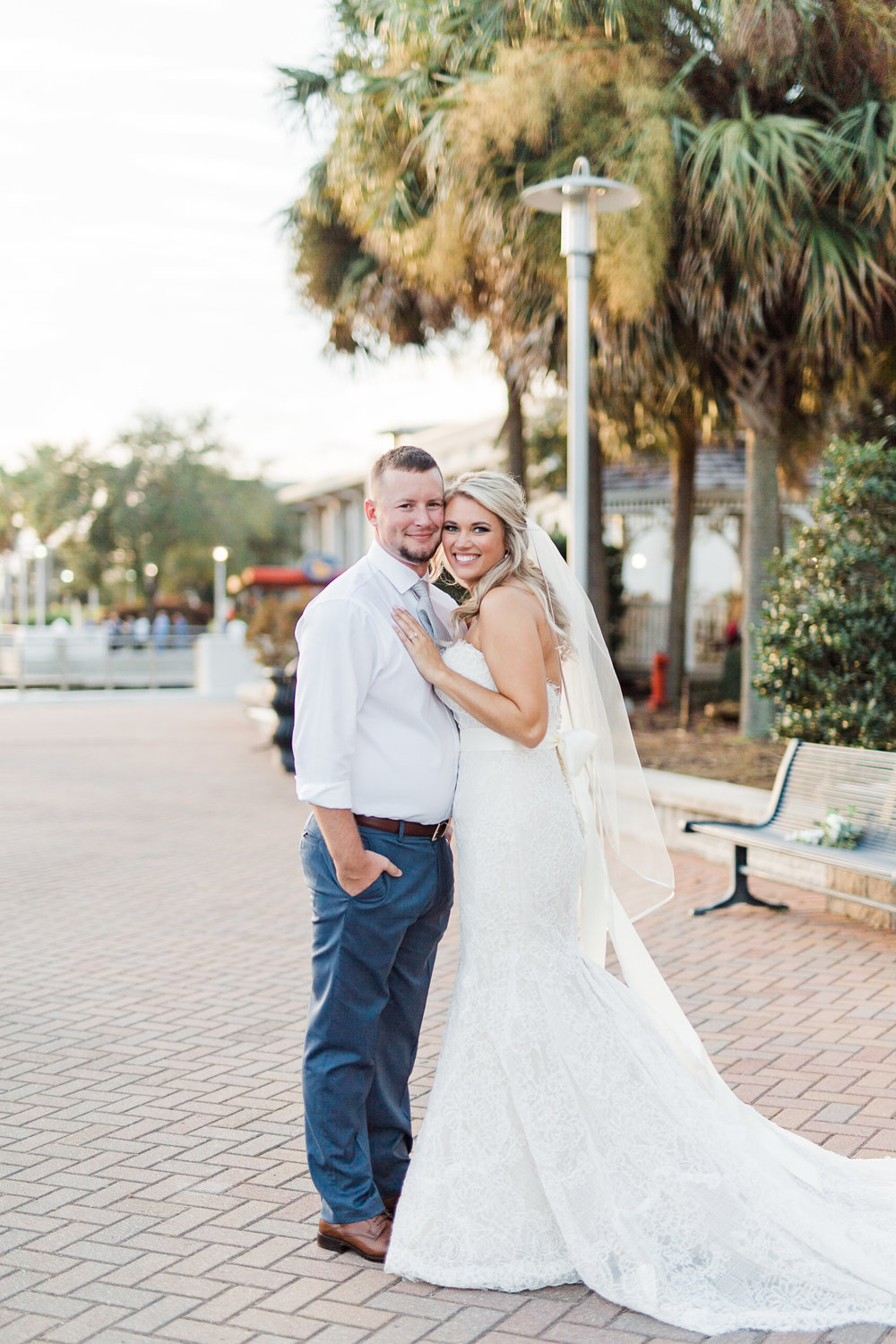 Westin Savannah Wedding by Danielle George Photography  //  A Lowcountry Wedding Magazine
