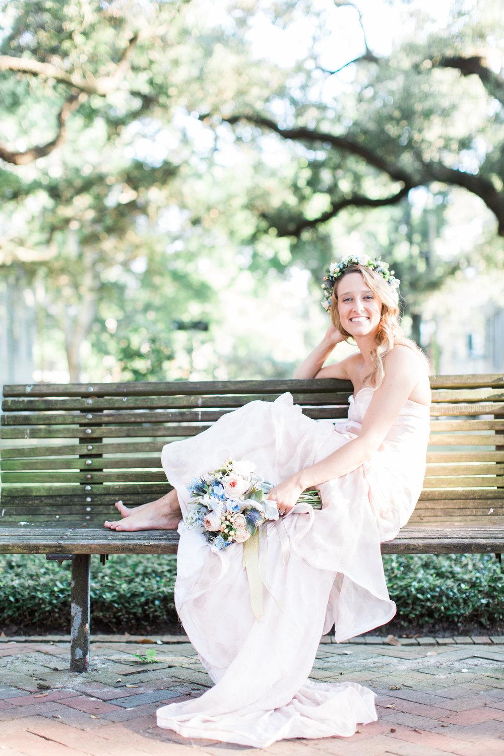 Eve & Patrick's Soho South Cafe wedding by Apt B Photography  /  A Lowcountry Wedding Magazine