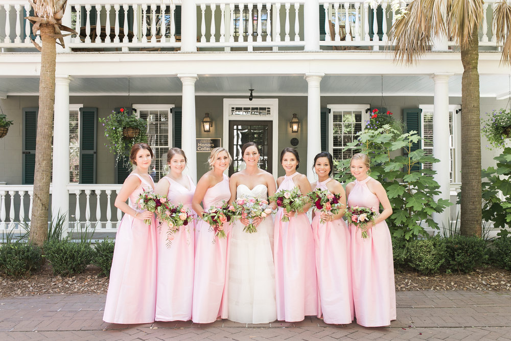 Phoebe & Derek's Thomas Bennett House wedding  //  A Lowcountry Wedding Magazine