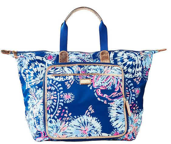 Lilly Pulitzer Wanderlust Tote