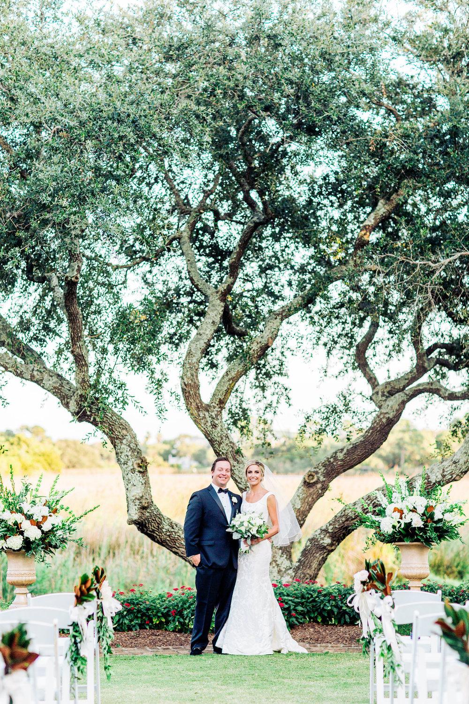 Alli Foster & William Lewis' DeBordieu Club wedding in Georgetown, SC  //  A Lowcountry Wedding Magazine & Blog