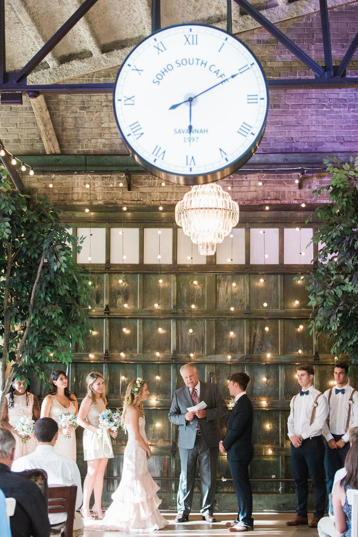Soho South Cafe wedding in Savannah, GA by Apt B Photography