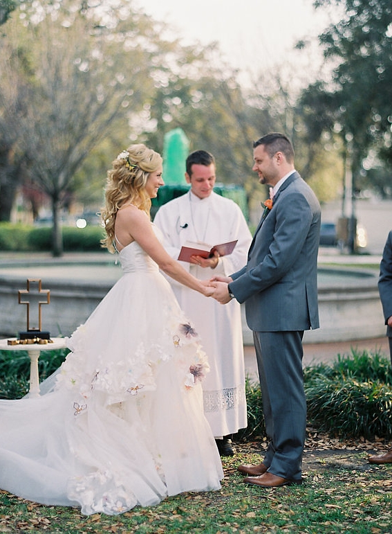 Mansion on Forsyth Park wedding by Alison Epps Photography