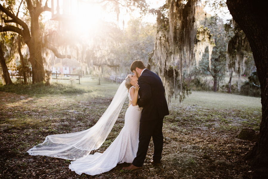 Savannah wedding portraits at Red Gate Farms by SDPhotographs  //  A Lowcountry Wedding Magazine