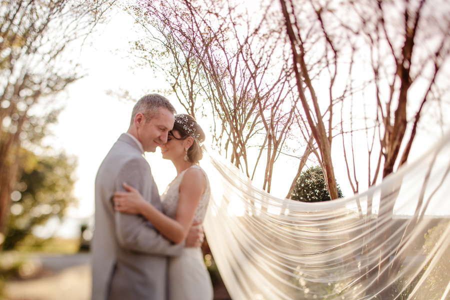 Charleston wedding portraits by Richard Bell Photography at Harborside East   //  A Lowcountry Wedding Magazine & Blog