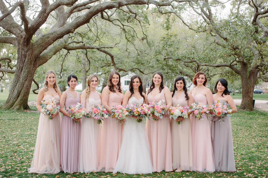 Raelle & Daniel's Wickliffe House wedding in Charleston, SC photographed by Riverland Studios