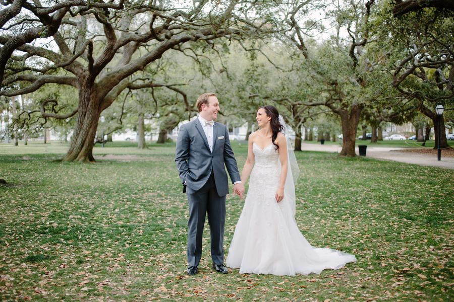 Raelle & Daniel's Charleston wedding photographed by Riverland Studios