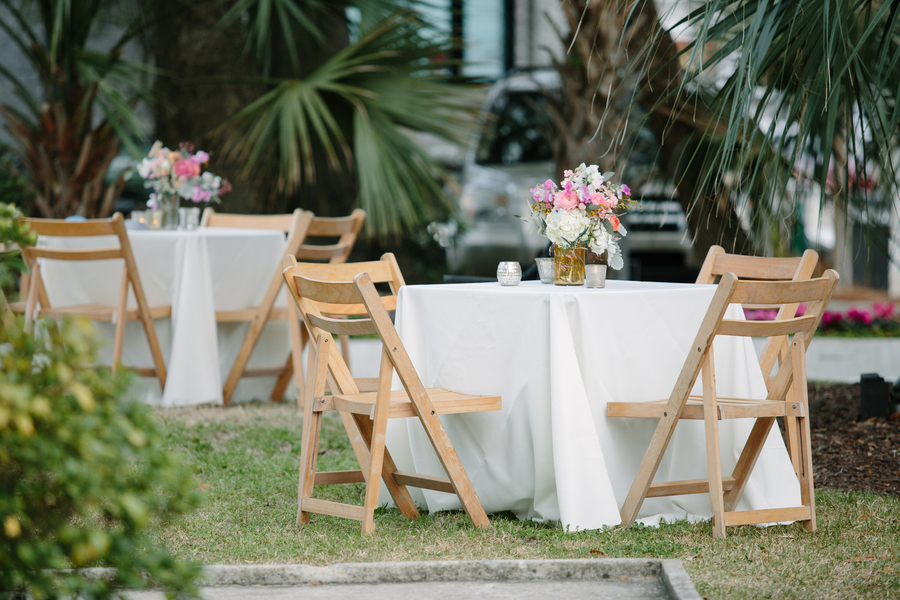 Wickliffe House wedding reception in Charleston SC, photography by Riverland Studios