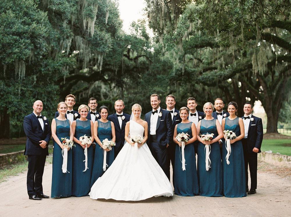Ashley & Adam's Boone Hall Plantation wedding in Charleston, SC by Landon Jacob