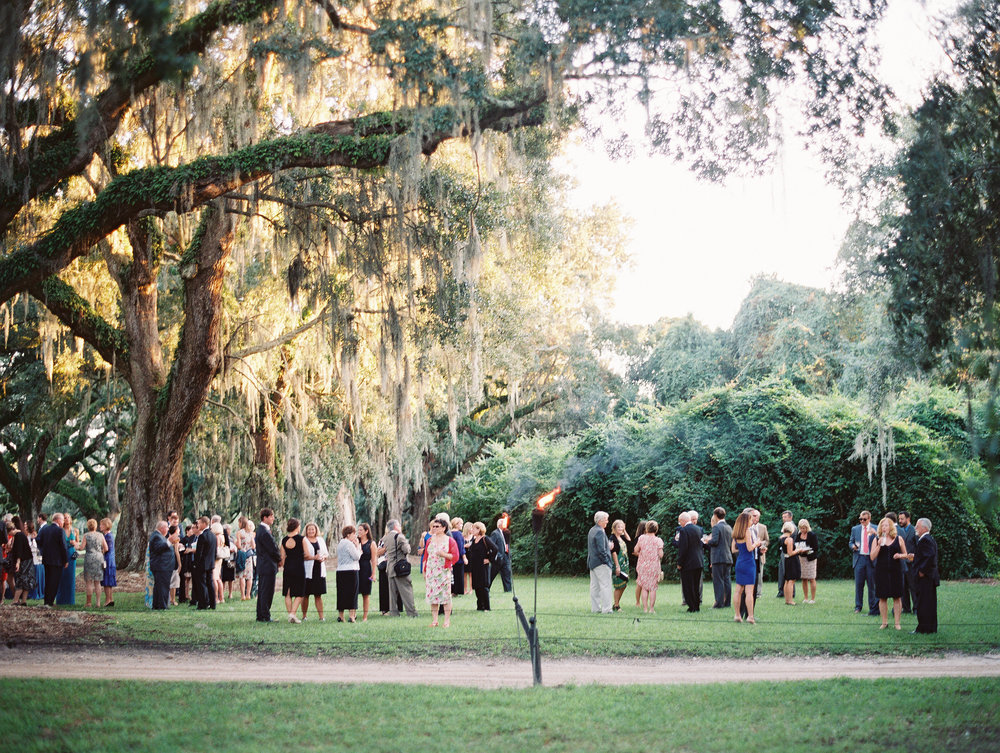 Boone Hall Plantation  //  Wedding photography by Landon Jacob  //  A Lowcountry Wedding Magazine
