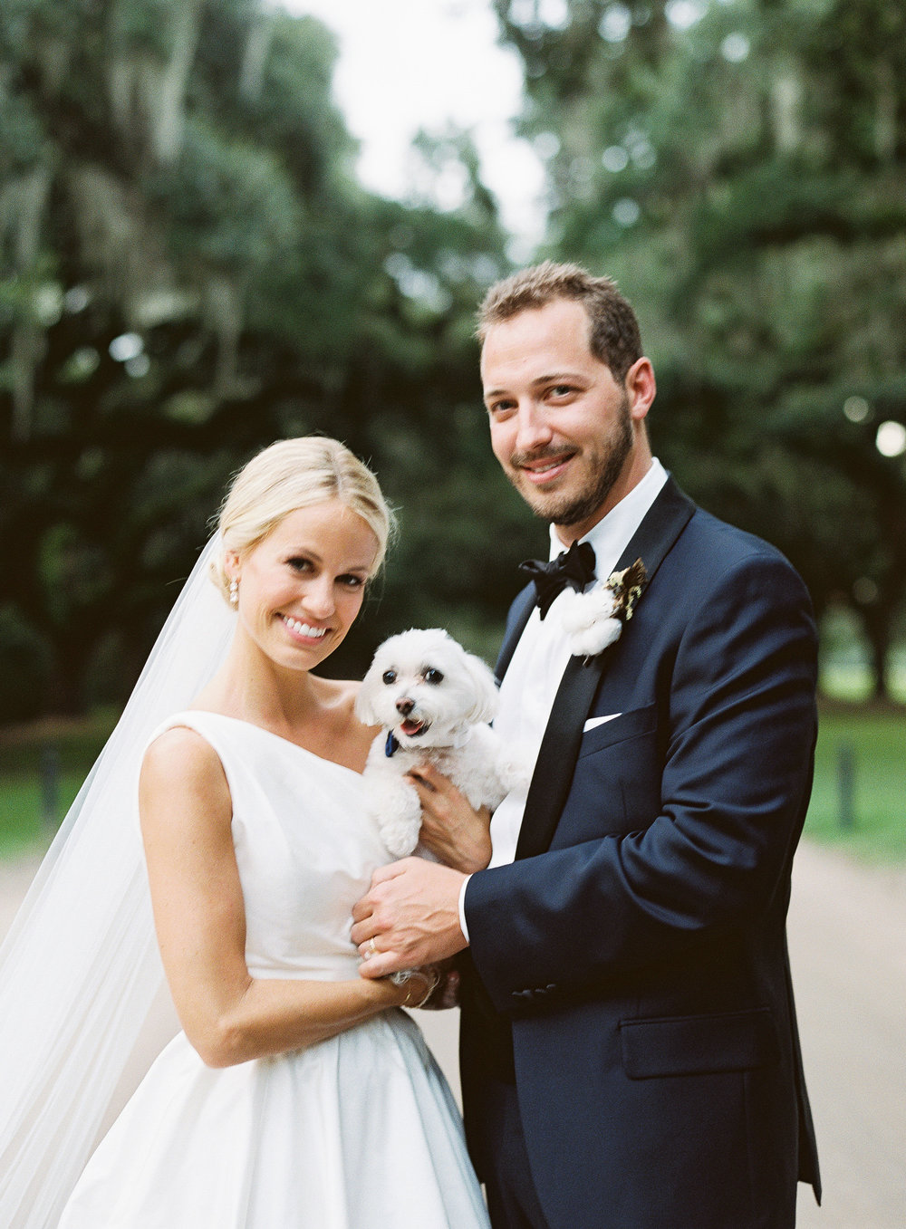 Ashley & Adam's wedding at Boone Hall Plantation by Landon Jacob