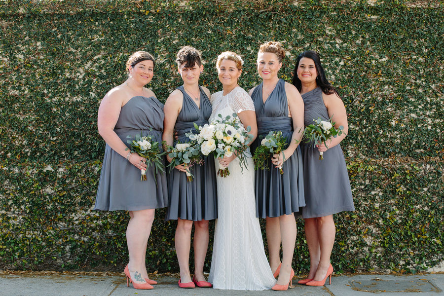 Charleston wedding at Upstairs at Midtown by Riverland Studios  //  A Lowcountry Wedding Magazine