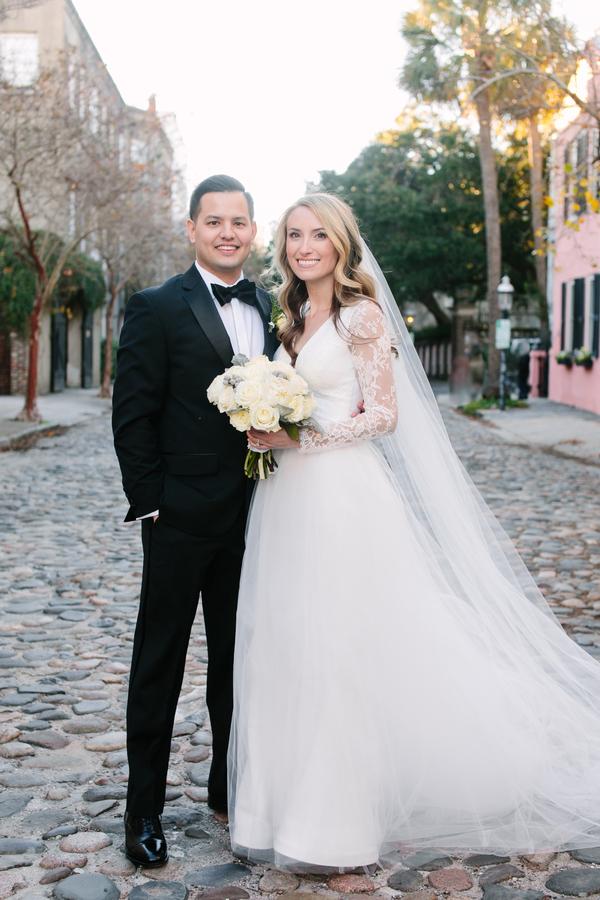 Caroline & Jason's Charleston wedding at The American Theater by Riverland Studios  //  A Lowcountry Wedding Magazine