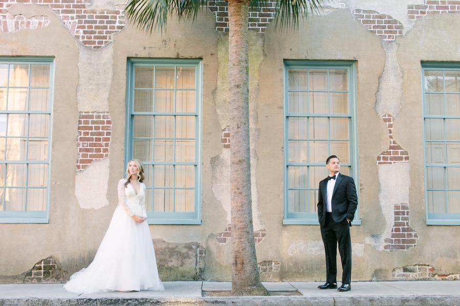 Caroline & Jason's American Theater wedding in Charleston, SC  //  A Lowcountry Wedding Magazine