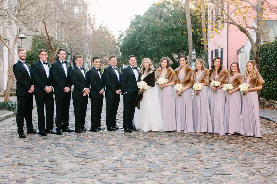 Winter wedding in Charleston, SC by Riverland Studios  //  A Lowcountry Wedding Magazine