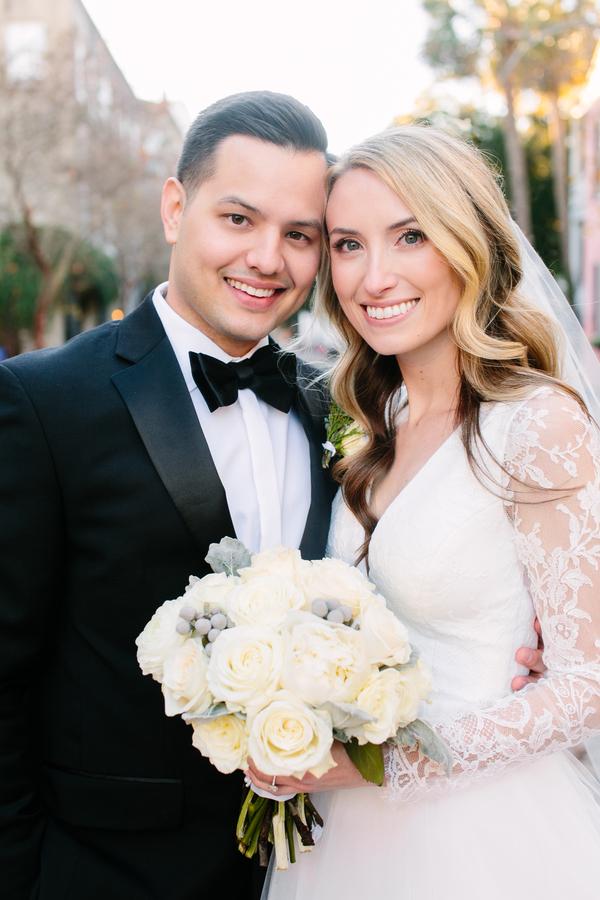 Caroline & Jason's Winter wedding in Charleston, SC  //  A Lowcountry Wedding Magazine
