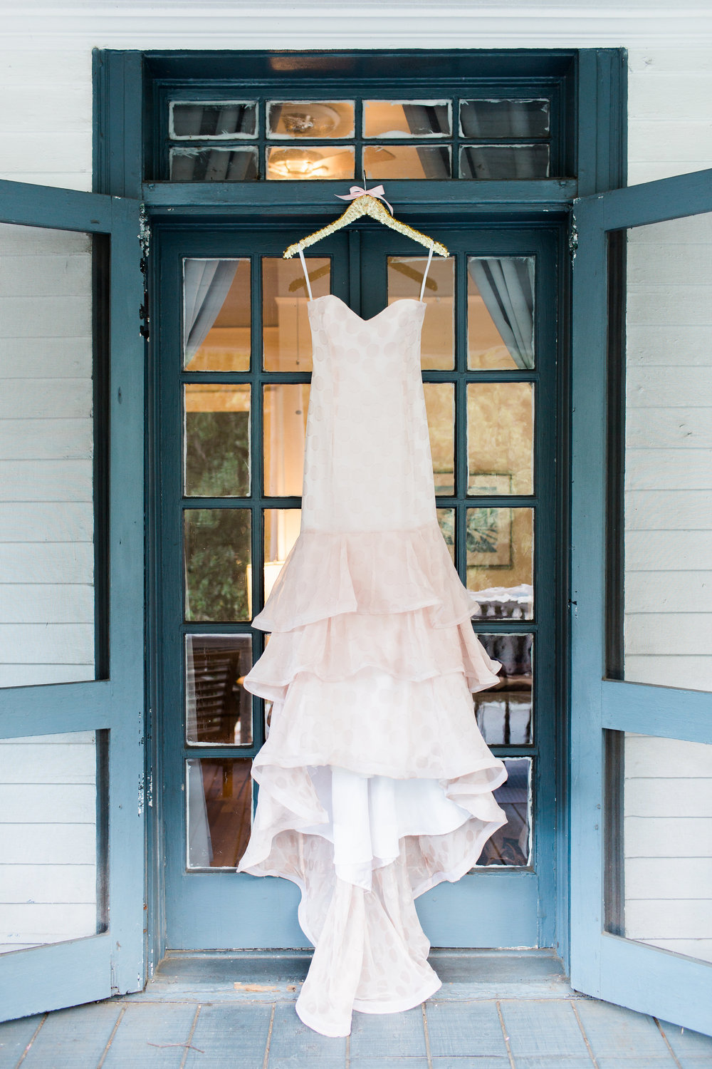 Savannah wedding gown from Ivory + Beau  //  A Lowcountry Wedding Magazine