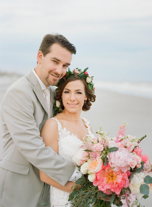 Sarah & Michael's Grande Dunes Ocean Club wedding in Myrtle Beach SC
