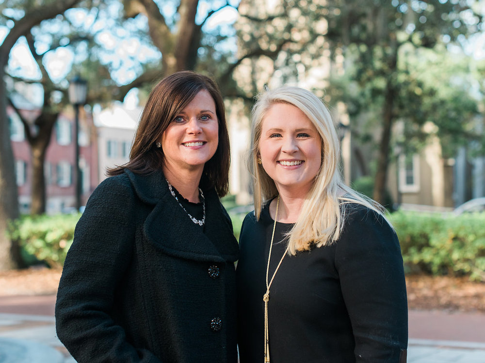 Sincerely Yours Events - Savannah Wedding Planners & Coordinators - Emily DeLoach & Susan Richards