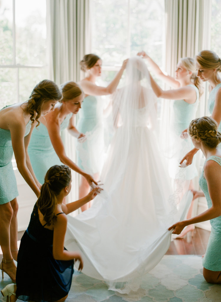 Sincerely Yours Events - Savannah GA wedding planners  and coordinators  //  A Lowcountry Wedding Magazine