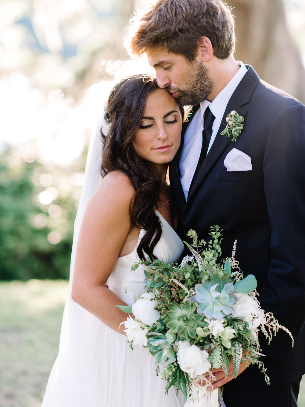 Stephanie & Jason's Wachesaw Plantation wedding  //  A Lowcountry Wedding Magazine