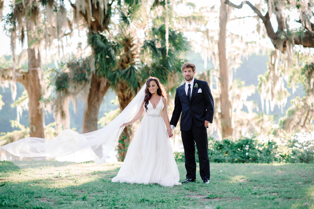Wachesaw Plantation wedding portraits in Murrells Inlet Sc  //  Myrtle Beach photography by  Pasha Belman Photography