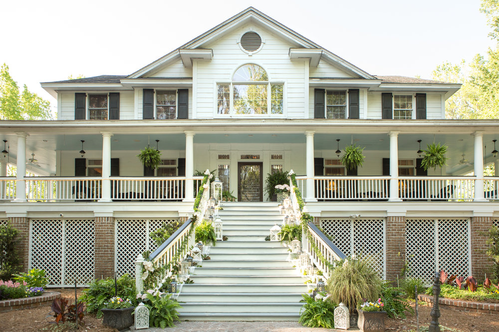 The Mackey House - Savannah GA wedding venue