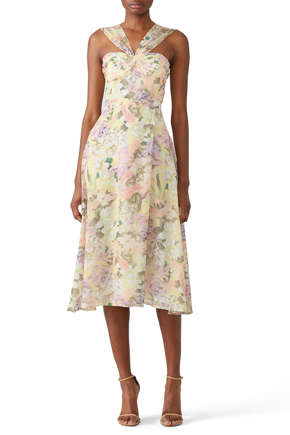 Yumi Kim Floral Ariana Dress