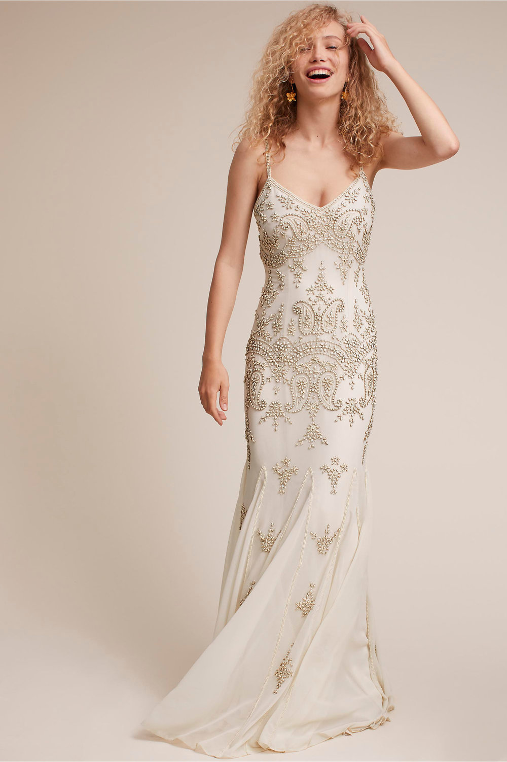 deco dreams gown - $800.00