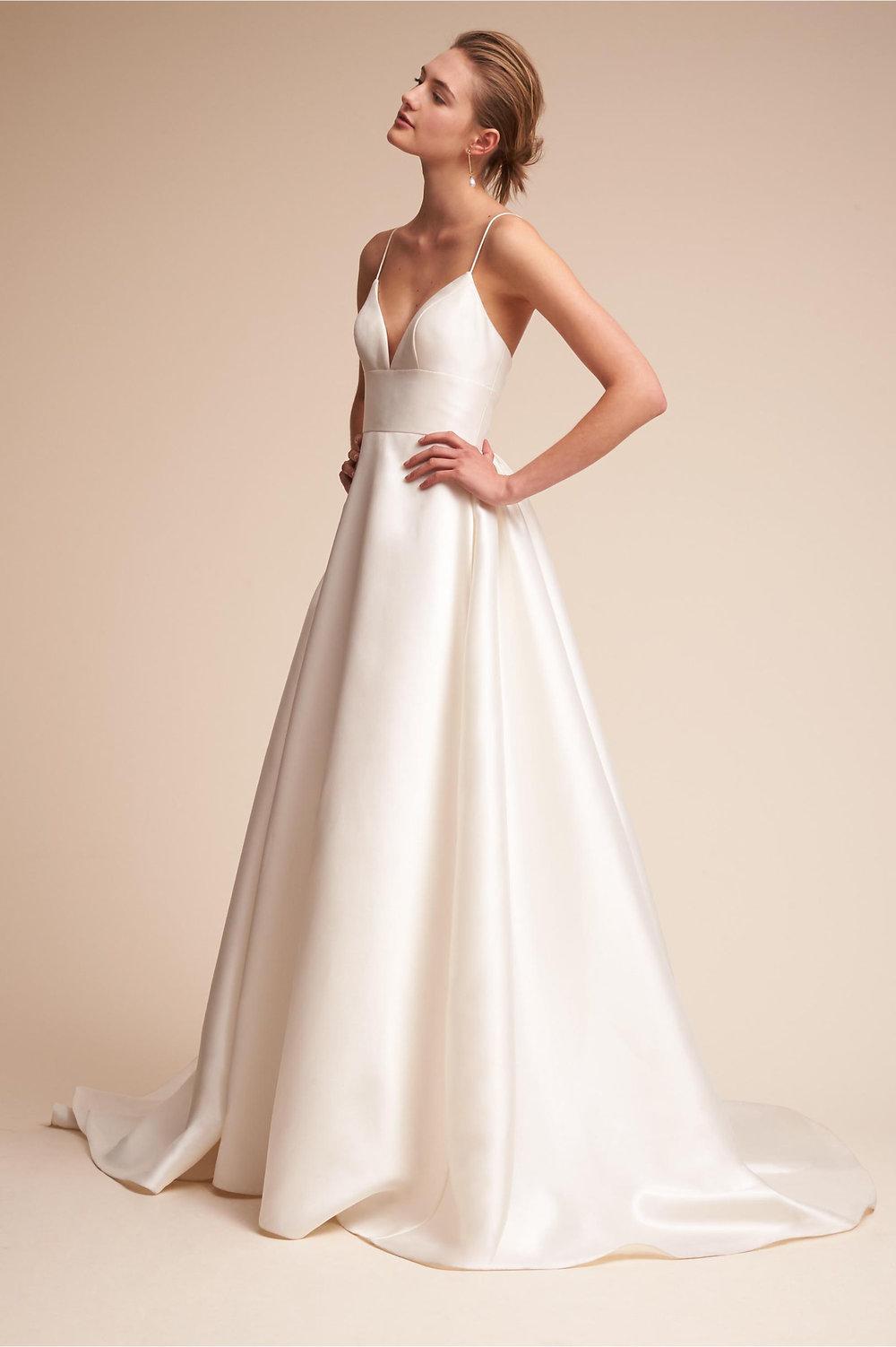 opaline gown - $1,450.00