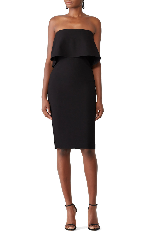 LIKELYBlack Driggs Dress - $30.00-$40.00