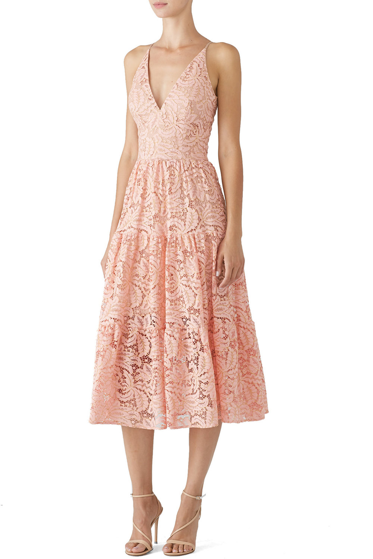 Dress The Population Rose Petal Alicia Dress - $30.00-$40.00