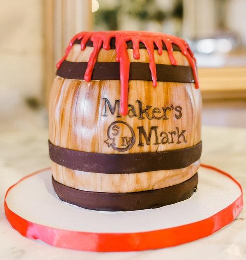 Maker's+Mark+grooms+cake+at+Garibaldi's+Cafe+wedding.jpg