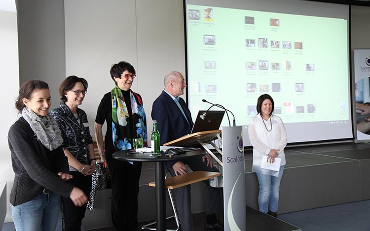 Marte-Meo-Fachtagung-mit-Maria-Aarts,-Claudia-Berther,-Natascha-Balestra-und-Nicole-Solèr.jpg