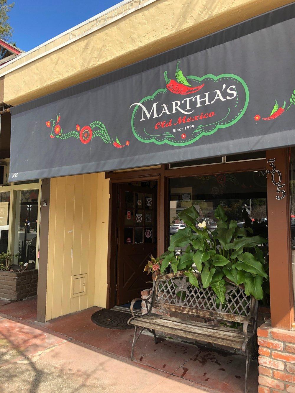 Martha's Mexican Restaurant
