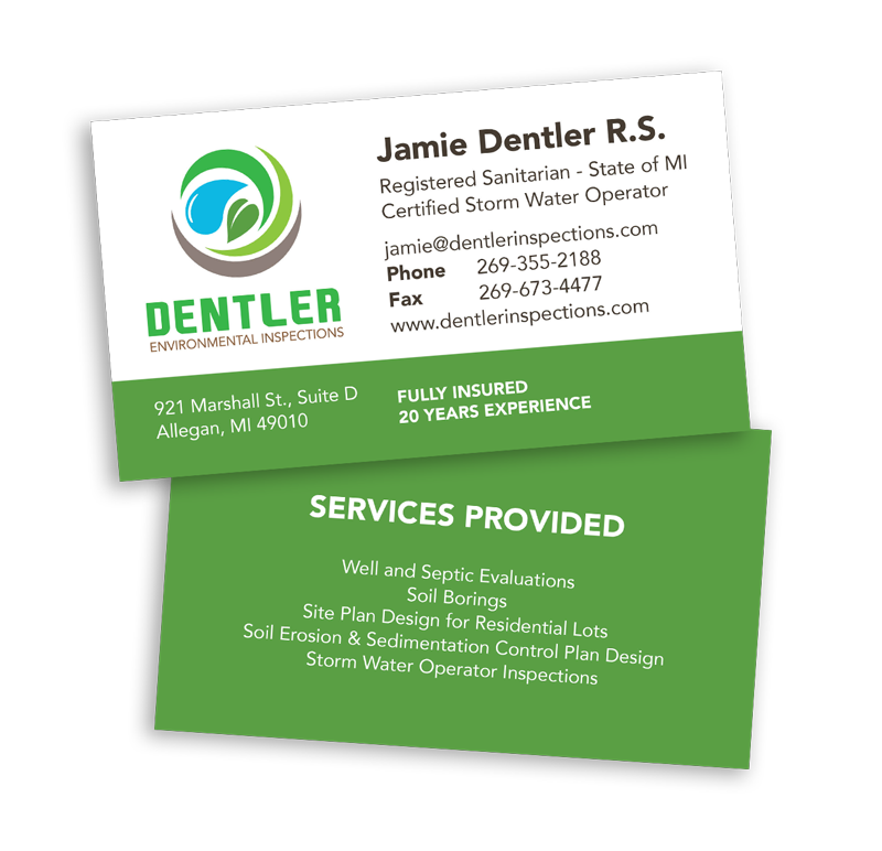 Dentler Environmental Inspections